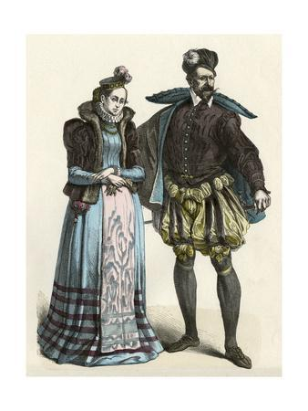 French Nobles of 1580