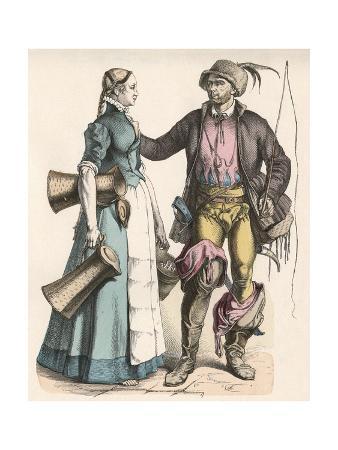 Nuremberg Maid and Carter