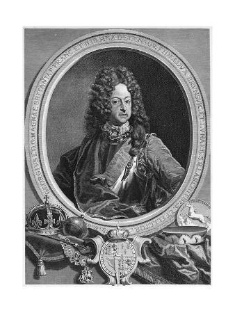 George I, Fursten