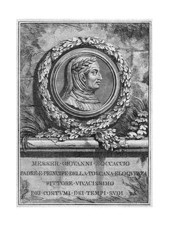 Boccaccio (Medallion)