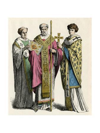 Byzantine Men, C5