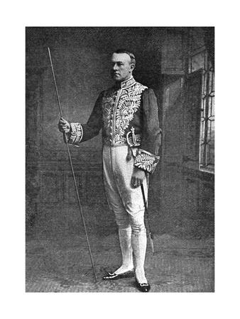 The Marquess of Cholmondeley, Lord Great Chamberlain
