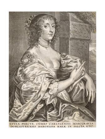 Lucy Percy, Carlisle