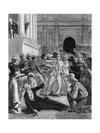 Assassination of Garcia Moreno