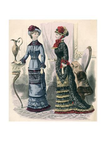 Ladies Treasury 1880