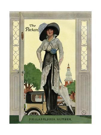 Packard Advert for 1913