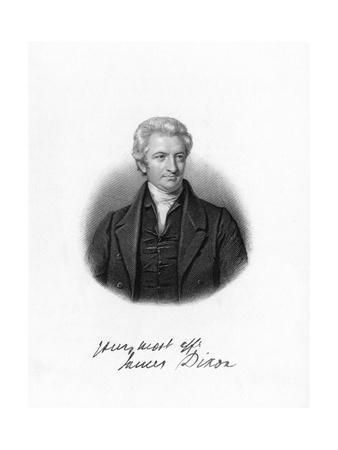 James Dixon, Churchman