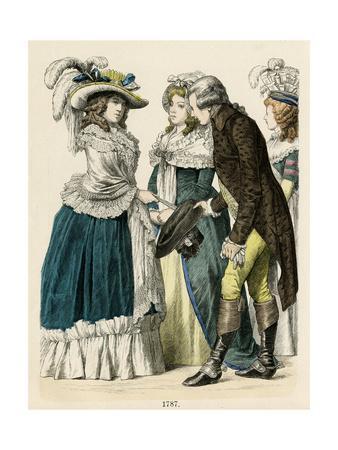 Costume 1787