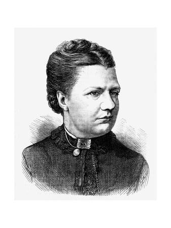 Agnes Weston