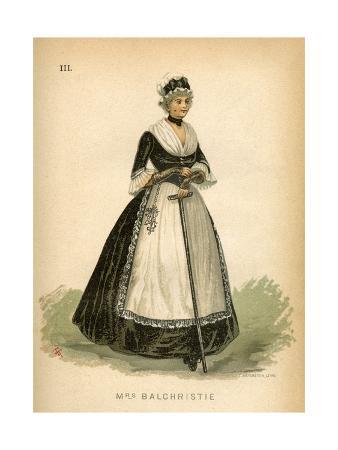 Mrs Balchristie