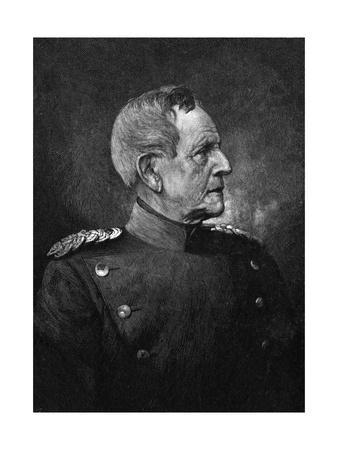 Graf Von Moltke 1884