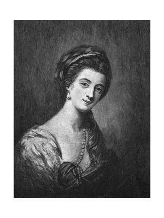Maria Countess Coventry