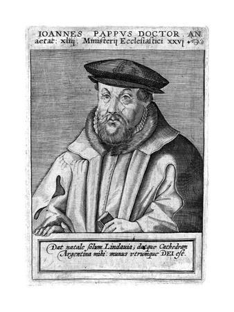 Johannes Pappus
