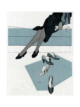 Shoes by Perugia 1931