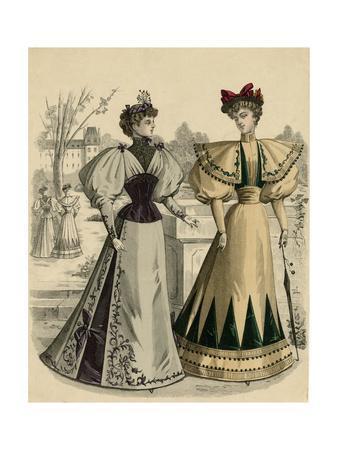 Costume of 1890S