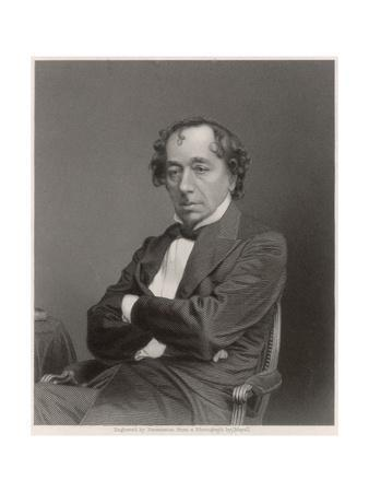 Disraeli, Mayall