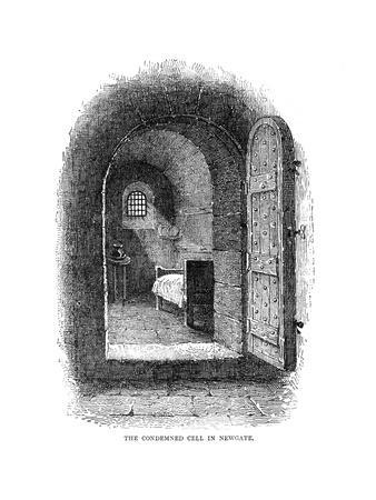 Newgate Prison - the Condemned Cell