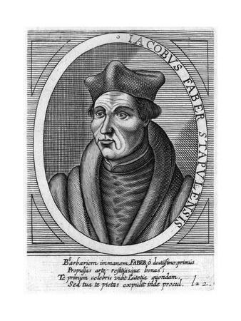 Jacques D'Etaples