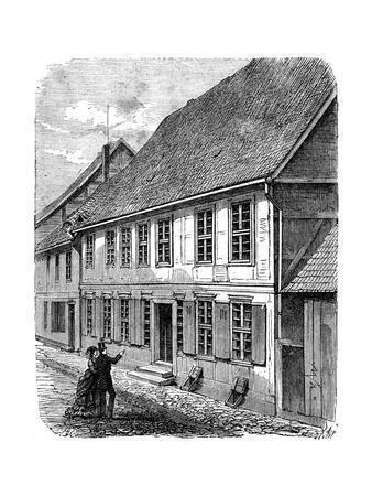 Moltke Birthplace
