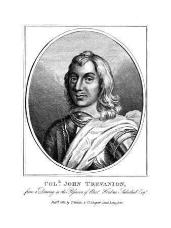 John Trevanion