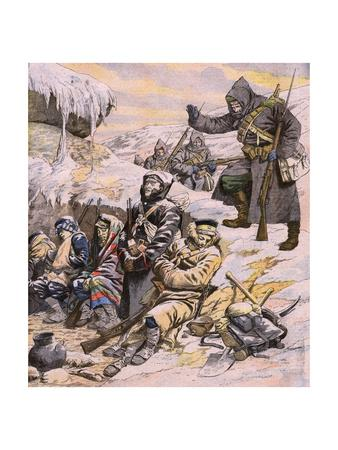 Rus, Jap War: Frozen Russ