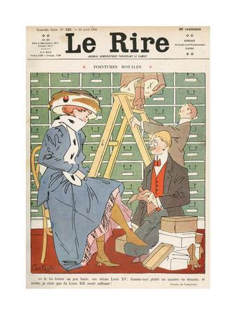 Shoe Shop, Le Rire