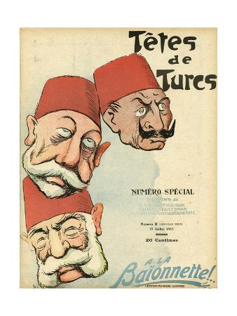 Heads of Turkish