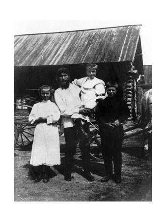 Rasputin and Children