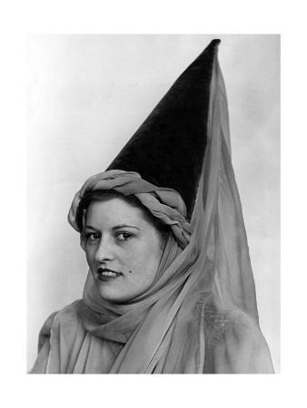 Pointy Medieval Hat