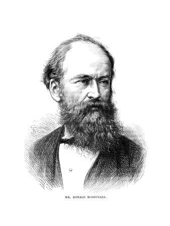 Ronald Mcdougall