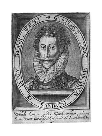 Willem Count Marck