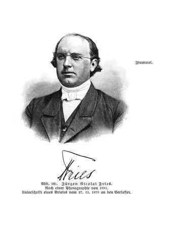Jurgen Nicolai Fries