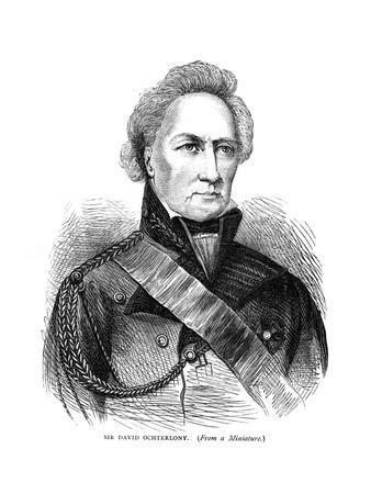 Sir David Ochterlony