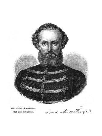 Ludwik Mieroslawski