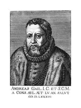 Andreas Von Gail
