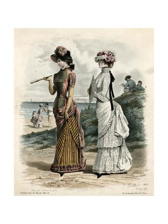 Women Outdoors 1881