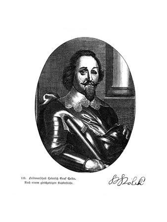Heinrich Graf Holke