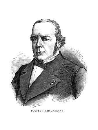 Jules Maisonneuve