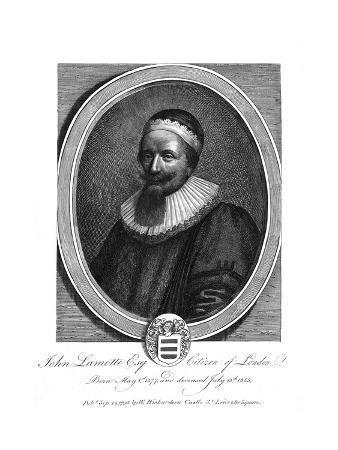 John Lamotte, Merchant