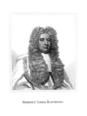 Robert Baron Raymond