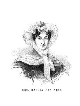 Marcia Van Ness