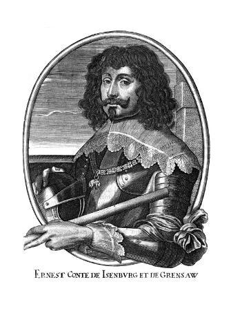 Ernst Graf Isenburg