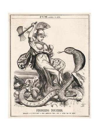 Britannia, Afghan Snake