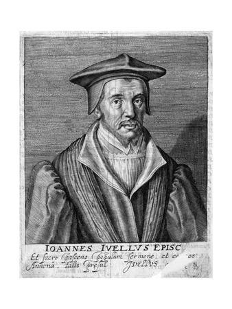 John Jewel, Bishop