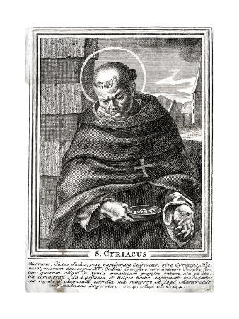 Saint Cyriacus