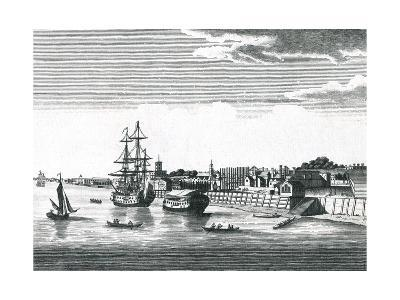 Woolwich, River View