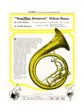 Helicon Bass Horn