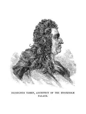 Nicodemus Tessin