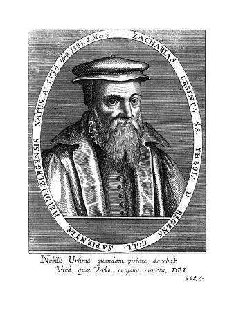 Zacharias Ursinua