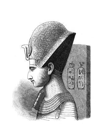 Rameses II of Egypt
